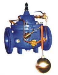 W100D定水位閥