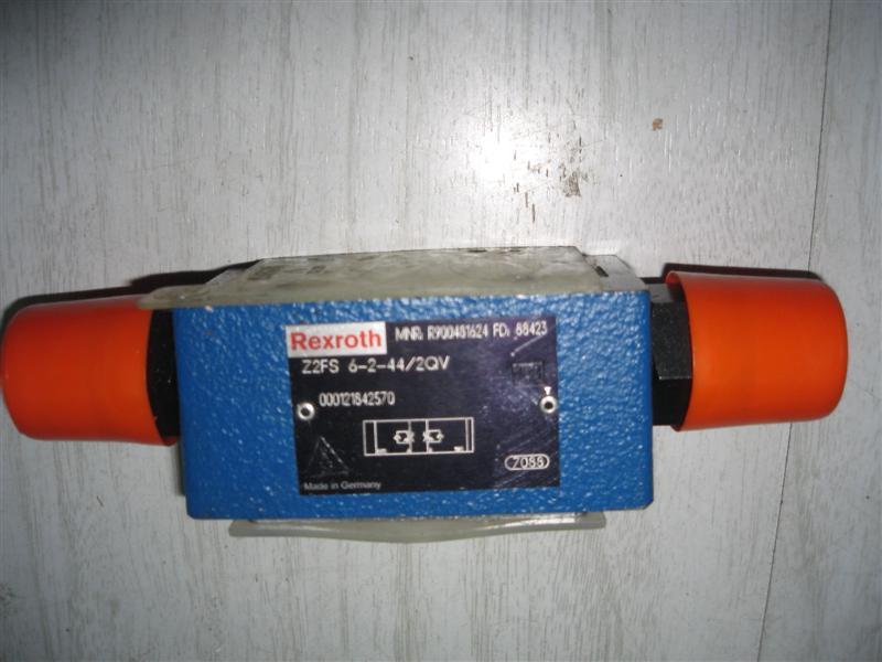 單向節流閥Z2FS10-5-34/V