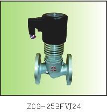 ZCG-40BFVI02/ZCG-50BFVI24高溫電磁閥