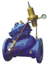 YX741X-可调式减压稳压阀