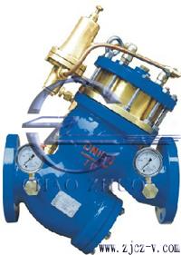 YQ9800過濾活塞式減壓閥