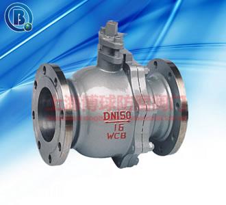 碳钢法兰球阀,Q41F碳钢球阀(精铸重型)