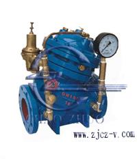YX741X可調式減壓穩壓閥