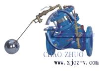 F745X型遥控浮球阀