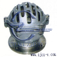 H42W不锈钢底阀