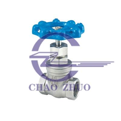 內螺紋閘閥Z15W