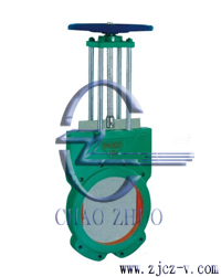 Z73X漿液閘閥