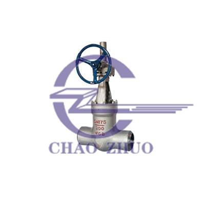 z62y焊接重型闸阀