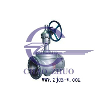 GQ47H型轨道式球阀