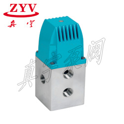 YC24D二位四通电磁换向阀