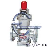 Y44H型直接作用式波纹管减压阀