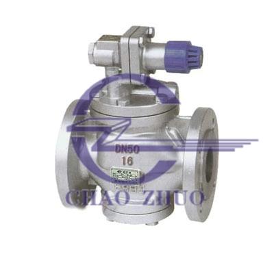 YG43HY高靈敏度蒸汽減壓閥