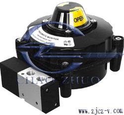 APL400N內置電磁閥限位開關