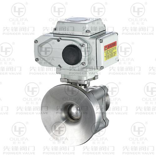PGQ961cF电动罐底球阀