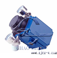 AVP100-H山武閥門定位器