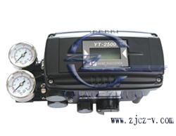 YT-2500智能閥門定位器