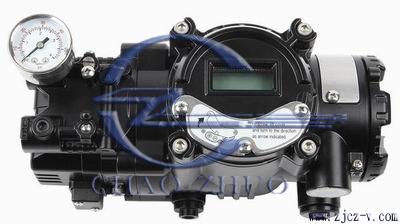 智能閥門定位器YT-3400