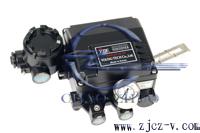YT1000L电气阀门定位器