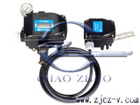 YT2300带HART协议阀门定位器