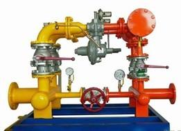 天燃气锅炉专用调压器液化气锅炉专用调压柜