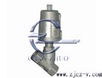2000Y系列不锈钢气动角座阀
