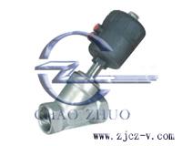 蒸汽和气体活塞角座阀