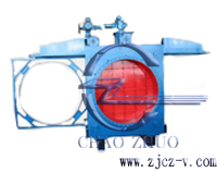 KF241X敞開式電液動插板閥