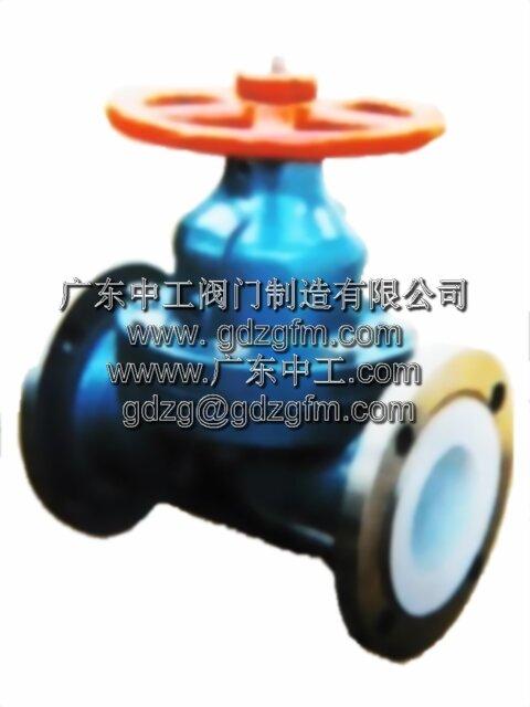 增强聚丙稀隔膜阀 G41F-6S-10S型 (RPP) 电动隔膜阀 气动隔膜阀 手动隔膜阀 电子隔膜阀 法兰隔膜阀 不锈钢隔