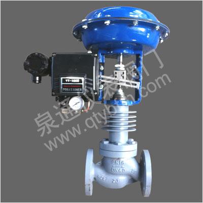 ZXP-KSW氣動薄膜耐高溫調節閥