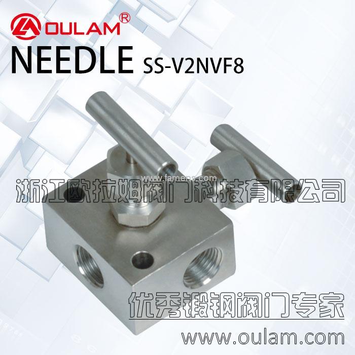 内螺纹针阀/二组针型阀SSV2NVF8型