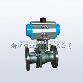 氣動球閥Q641H-10C