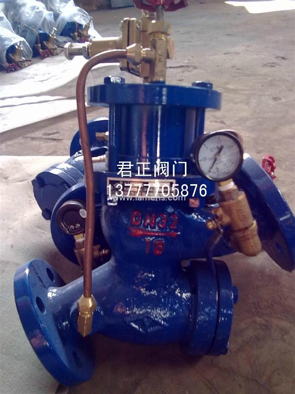 YQ98001過濾活塞式可調減壓閥