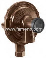 美国RegO力高LV4403SR4/LV4403TR4高中压燃气调压器/液化气减压阀