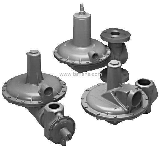 美国1800/1813/1883/1843燃气调压器/天然气1803减压阀/煤气调节阀15012939881