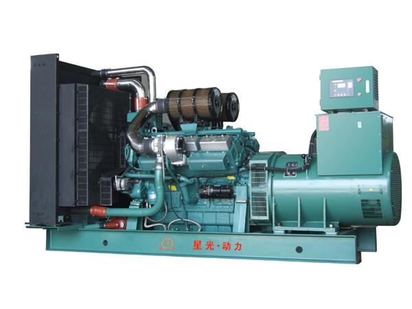中国通柴柴油发电机系列