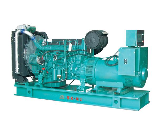 沃尔沃发电机组系列,环保又经济