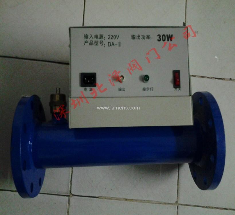 电子除垢仪 电子水处理器 DA型多功能电子除垢仪