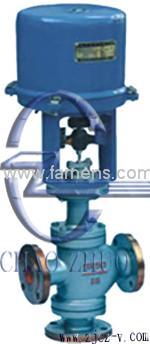 ZDLX电子式三通分流调节阀规格