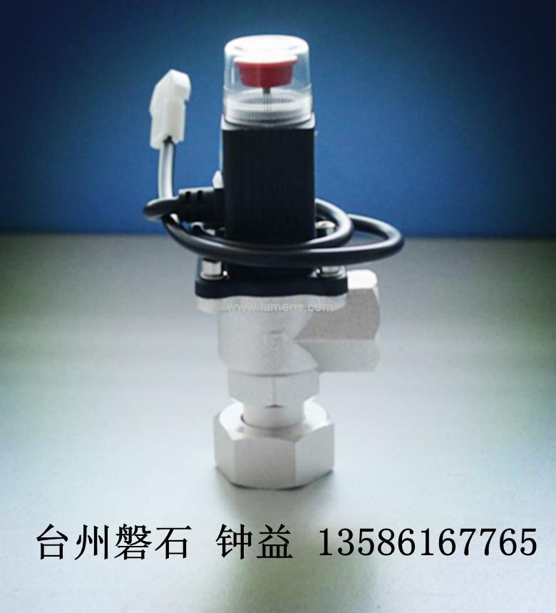 家用燃氣電磁閥/新式燃氣表接頭電磁閥