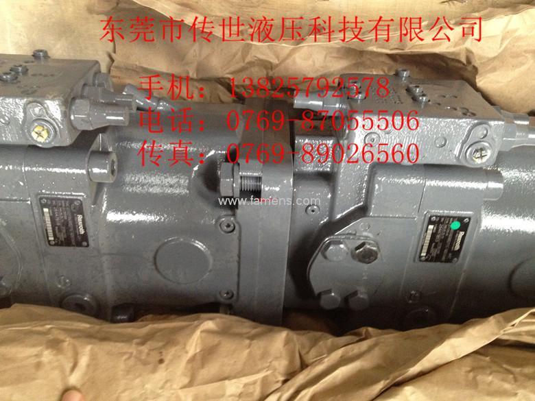 供应原装进口三一重工ebz200掘进机力士乐a11v0145+v