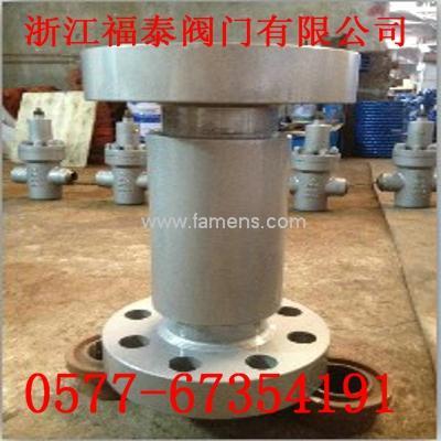 H42Y-160高压直通式止回阀