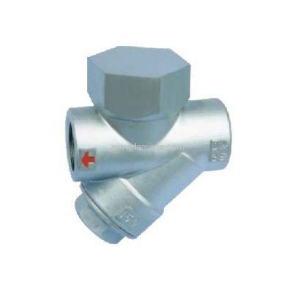 CS19H内螺纹热动力圆盘式疏水阀