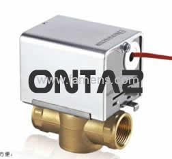 ONTAZ安达思风机盘管电动阀OZVTI2