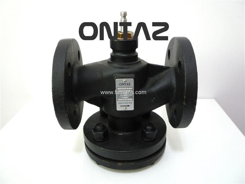 供应ONTAZ安达思中央空调法兰式控制阀OZVWF2