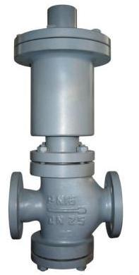 ZZKN系列内取压式自力式调节阀(重油)