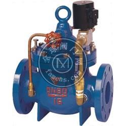 600X(J241X)型 PN10~PN25 水力電動控制閥