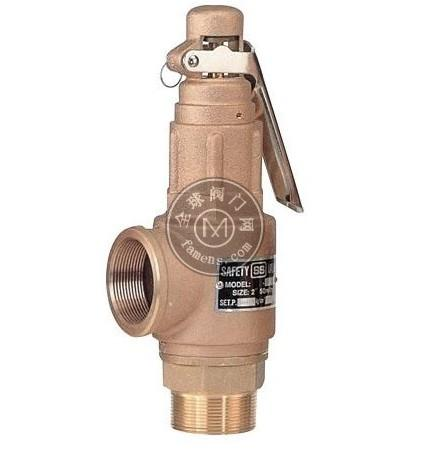 珠海市蒸汽鍋爐安全閥的安裝