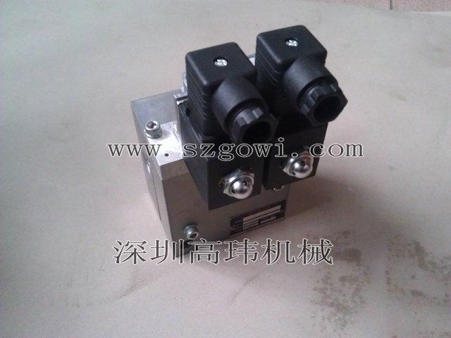 日本原裝TACO氣動雙聯電磁閥354-401-P000,354-601-P000
