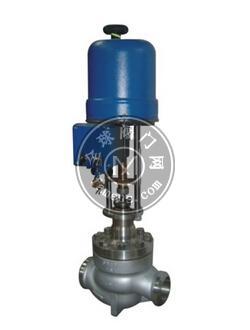 EHPC电动高压笼式调节阀