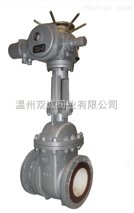 双诚直销--PZ941TC电动陶瓷排渣阀